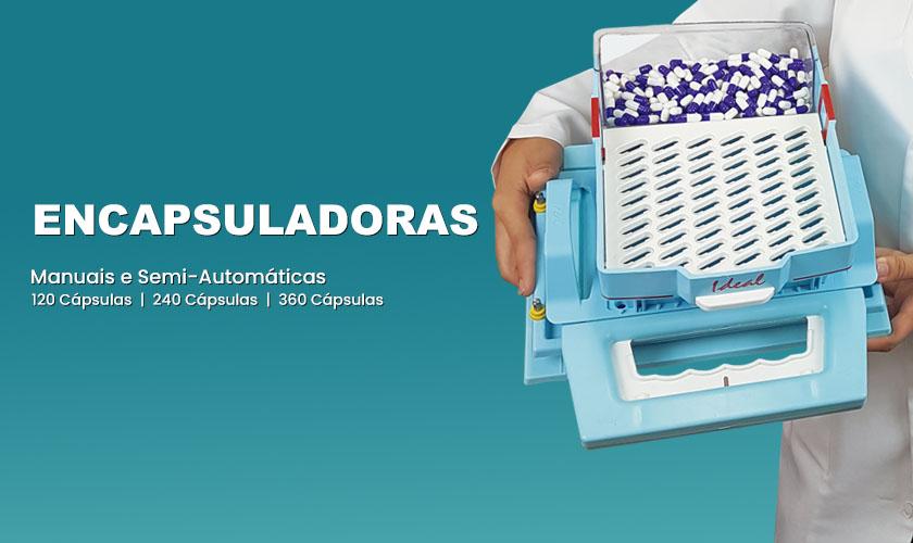 Encapsuladora Semi Automática