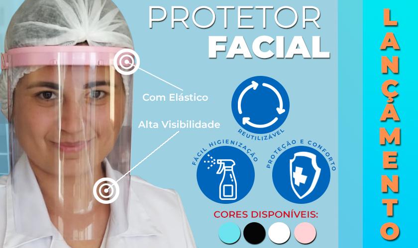 banner Protetor facial