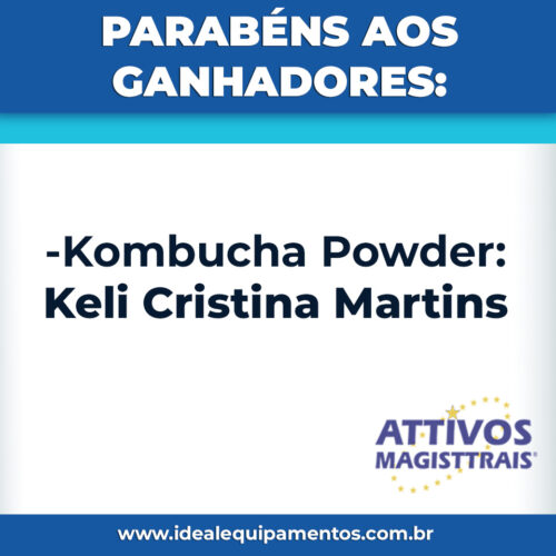 Live Pastilhas Bucais - Redes Sociais Attivos Magisttrais