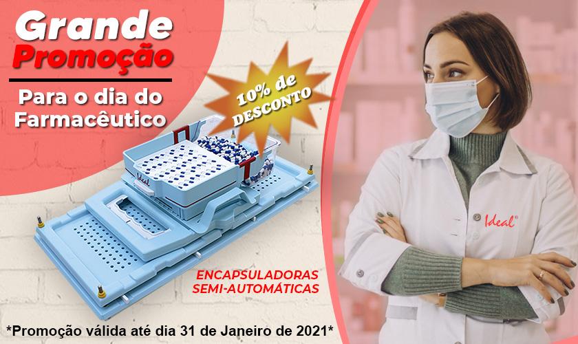 Grande promoção dia do farmacêutico - Banner 2